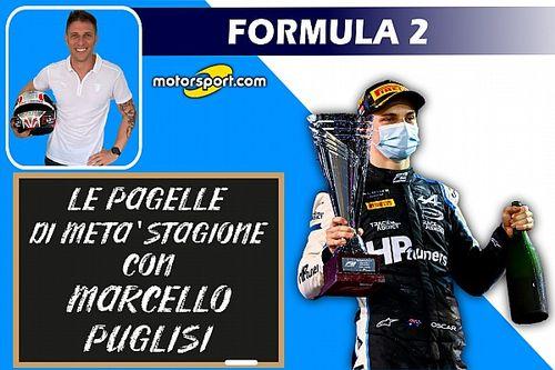 "Pagelle Formula 2: Sorpresa Piastri, Zhou ""braccino"""