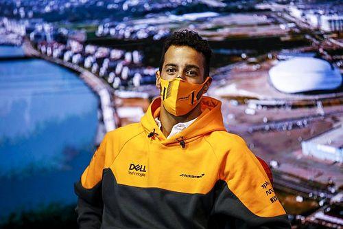 Ricciardo: evolución de Verstappen le permite luchar por el título
