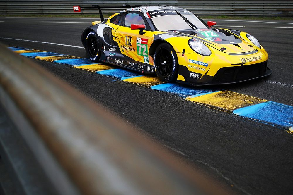 Works Porsche team given 'kick in the arse' by HubAuto
