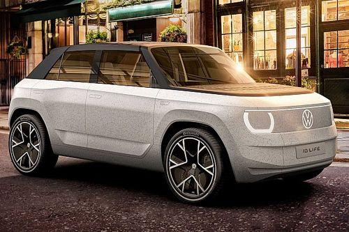 Volkswagen ID.Life: a jövő elektromos városi Volkswagenjeinek előfutára
