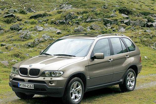 Rövidzárlat veszélye miatt több régi X5-öst és X6-ost is visszahív a BMW