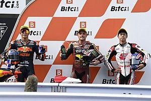 Moto2 Avusturya: Lowes pole'de, Gardner kaza yaptı!