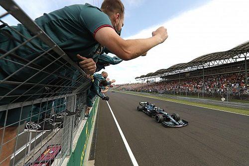 Aston Martin Akan Ajukan Banding atas Diskualifikasi Vettel