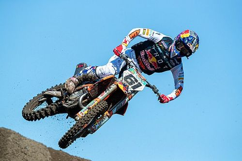 Hasil Race 2 MXGP Latvia: Jorge Prado Tak Terbendung