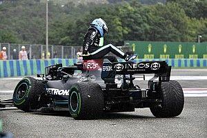 """Wolff: """"Il crash di Bottas non influenzerà la scelta piloti"""""""