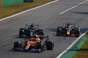 Lando Norris Ogah Bantu Lewis Hamilton dan Max Verstappen Raih Gelar