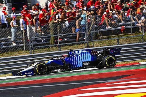 Williams Tunjukkan Peningkatan Race Pace di Monza