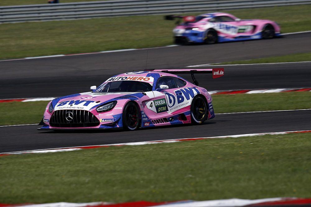 Lausitzring DTM: Gotz galibiyeti kazandı, van der Linde teknik sorun yaşadı