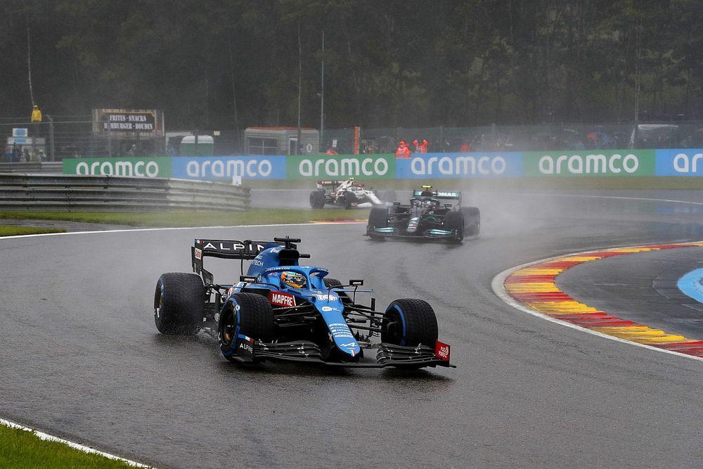 Alpine Perlu Beri Fernando Alonso Mobil Lebih Baik