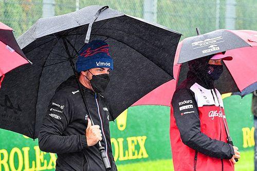 """Alonso: """"Bugünkü yarışa puan verilmesi inanılır gibi değil"""""""
