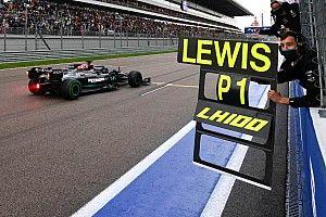 Lewis 100, la storia davanti ai nostri occhi