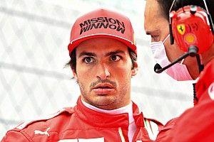 """Sainz: """"Montare il quarto motore non sarà un male!"""""""