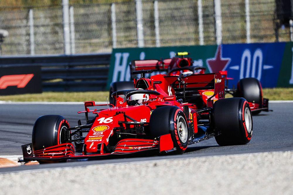 """Mutsuz Leclerc: """"Dördüncülük kesinlikle mümkündü"""""""
