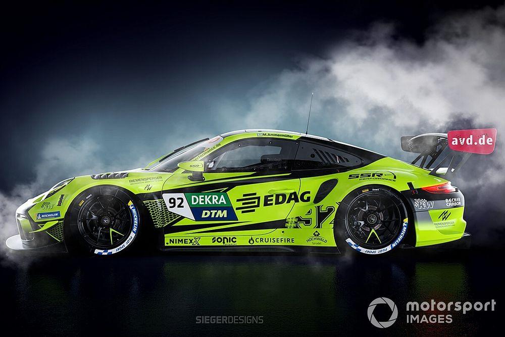 DTM: al Nurburgring c'è l'esordio Porsche con Ammermuller