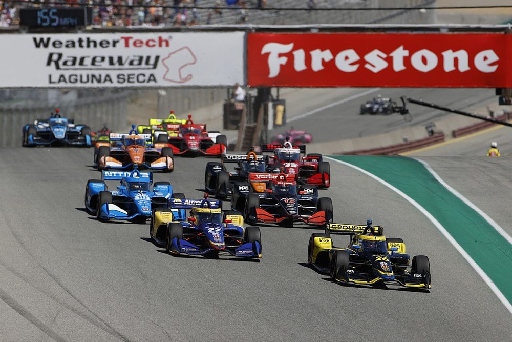 2021 IndyCar season most watched in NBC's tenure