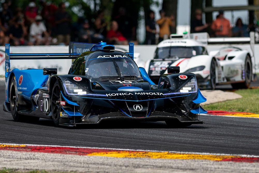 Laguna Seca IMSA: Albuquerque tops practice in WTR Acura