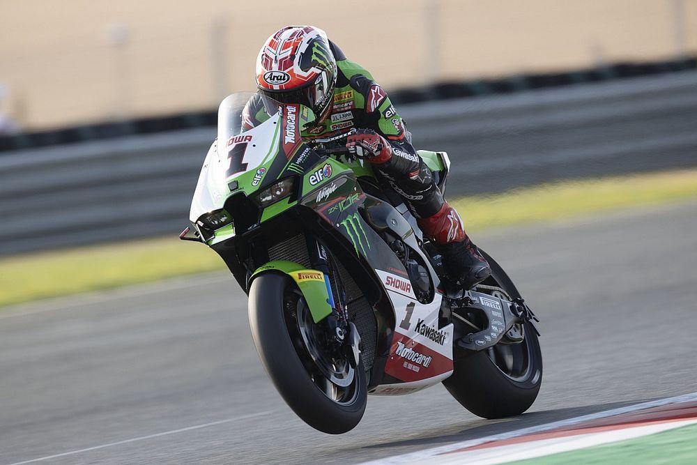 Kawasaki chiude con soddisfazione il test di Portimao
