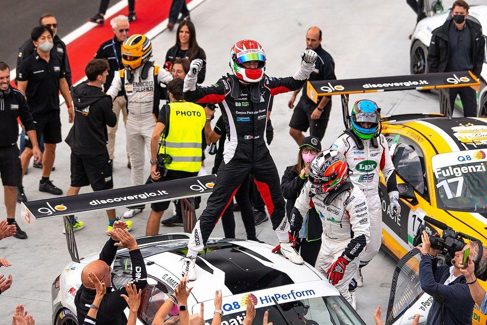 Carrera Cup Italia, Franciacorta: Amati più forte delle safety car!