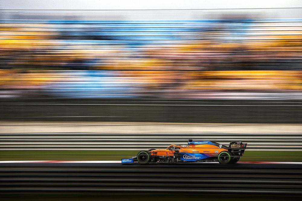 Ricciardo z końca stawki