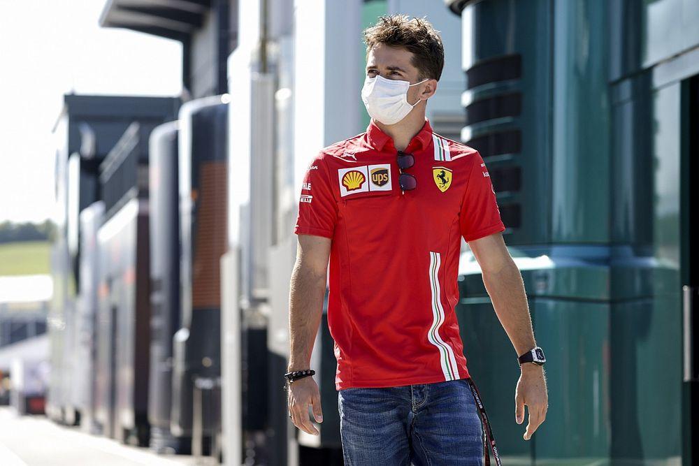 """Leclerc: """"Ferrari'yi anlamam yaklaşık 1 yıl aldı"""""""