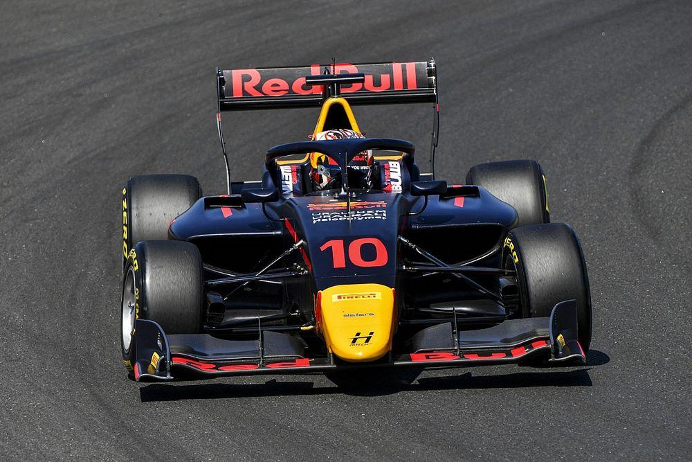 F3, Zandvoort: Crawford brilla subito nelle Libere