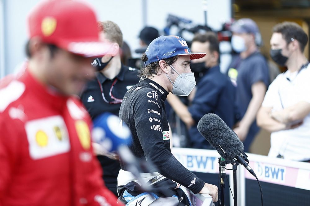 Kritik Promotor, Fernando Alonso Bandingkan F1 dengan Sepak Bola