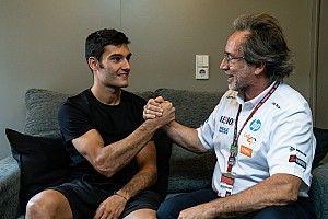 Jorge Navarro Resmi Perkuat Pons di Moto2 2022