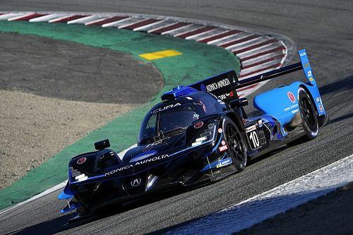 Laguna Seca IMSA: Albuquerque sets pole position in WTR Acura