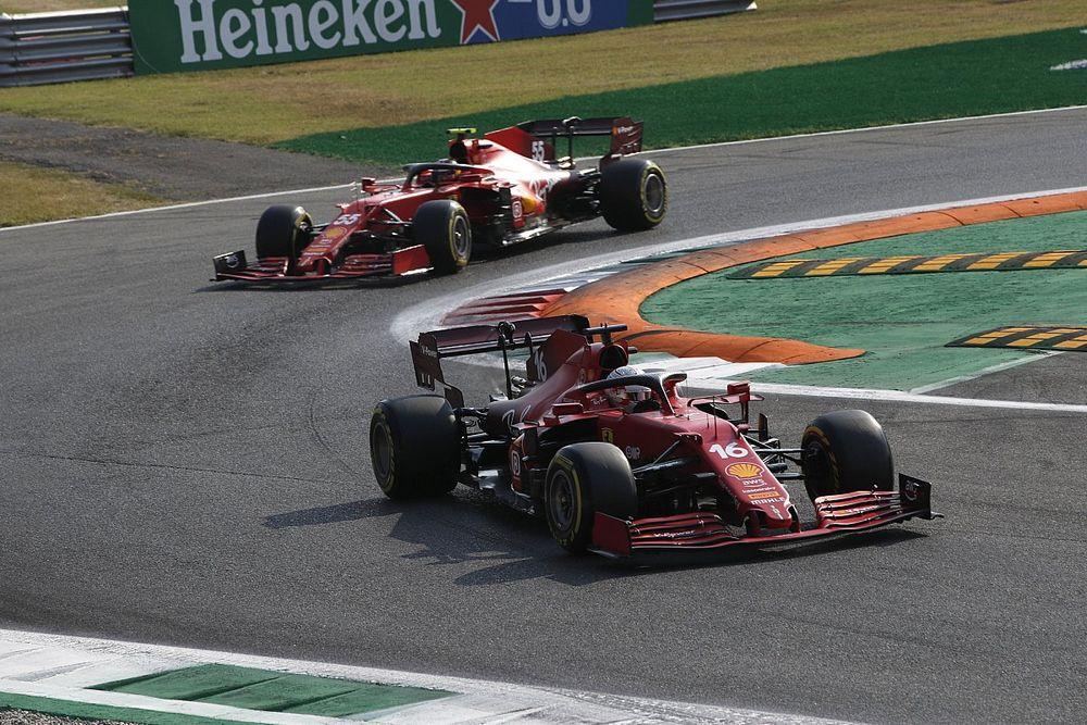 """A Ferrarinak """"20 lóerő hiányzott a McLarenhez képest"""" Monzában"""