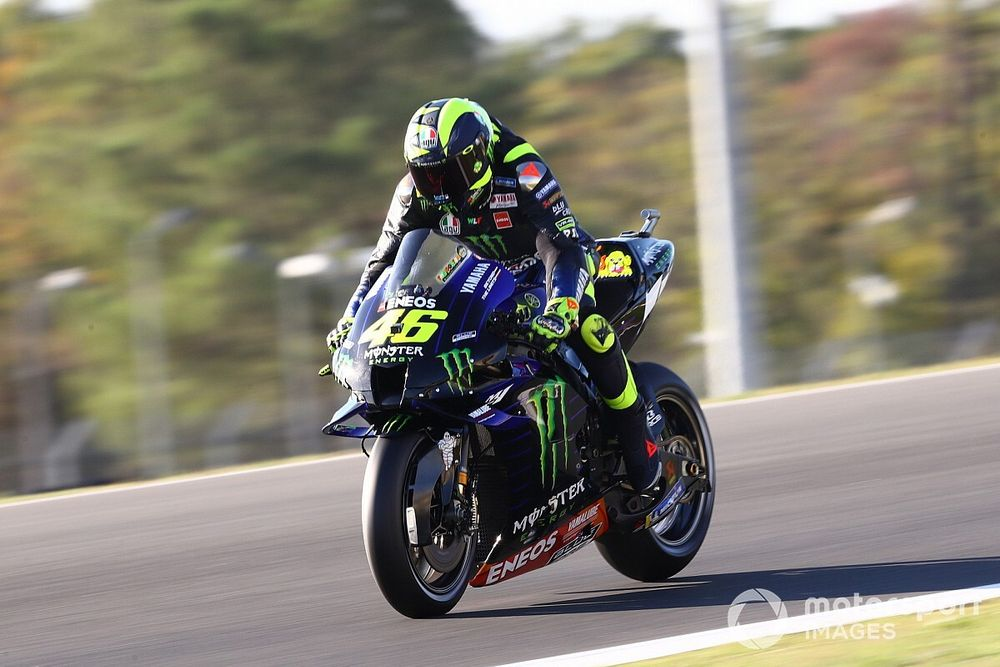 MotoGP: Após teste de Covid negativo, Rossi viaja a Valência para tentar correr GP da Europa