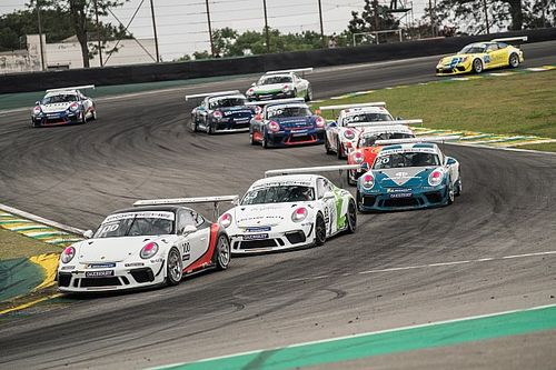 Porsche Cup volta a Interlagos para a definição dos campeões de Sprint