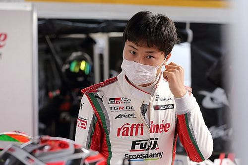 Yamashita replaces Cassidy for final Super GT races