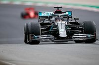 Mercedes explains set-up call key to Hamilton's Portimao win