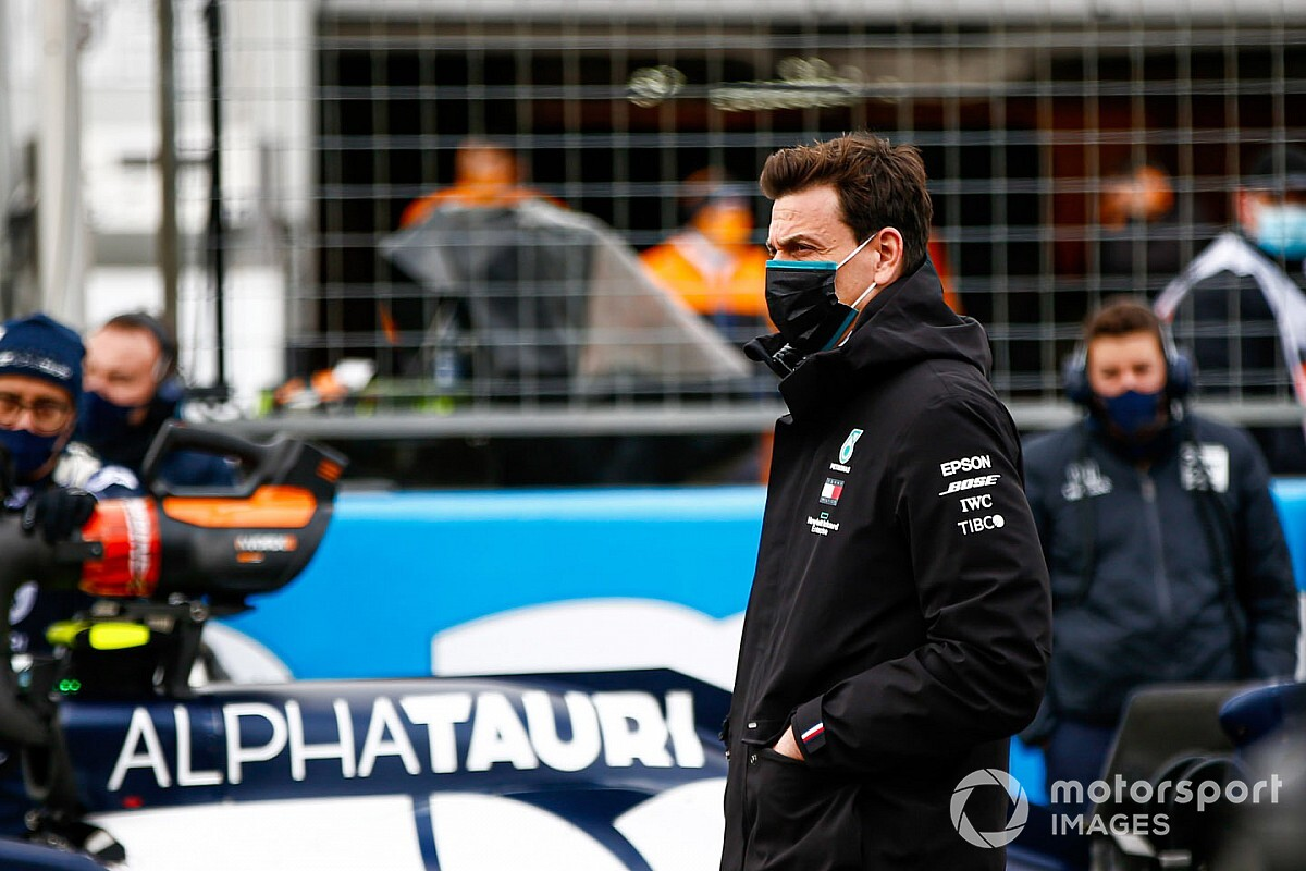 """Wolff: """"2016-ban még szívesen együttműködtünk volna a Red Bull-lal..."""""""