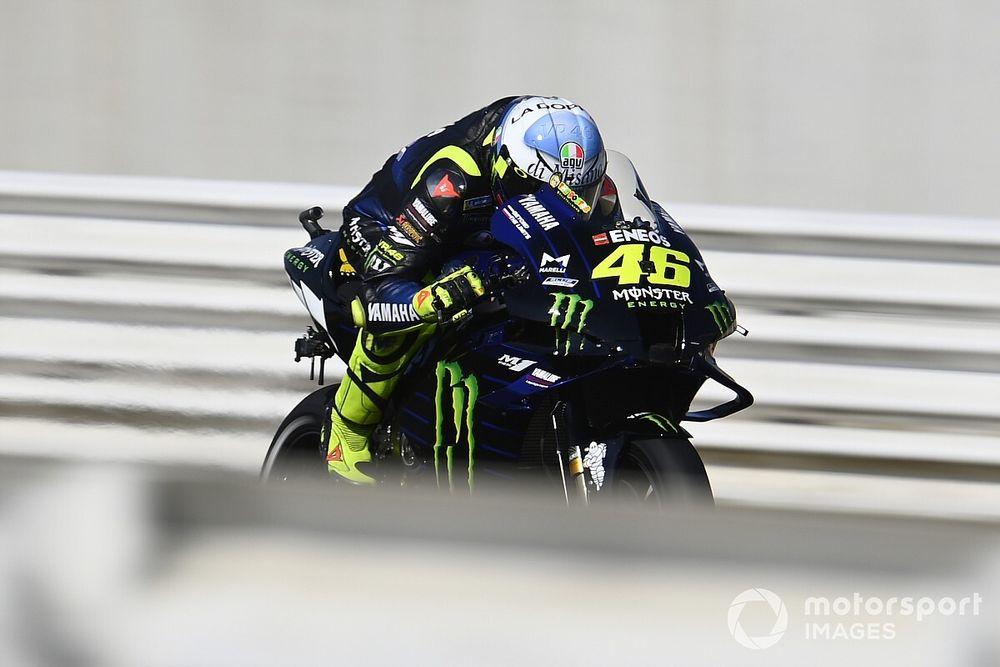"""Rossi: """"No creo que la radio cambie el ADN de MotoGP"""""""