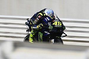 """Un Rossi """"pas fantastique"""" vise le podium à Misano"""