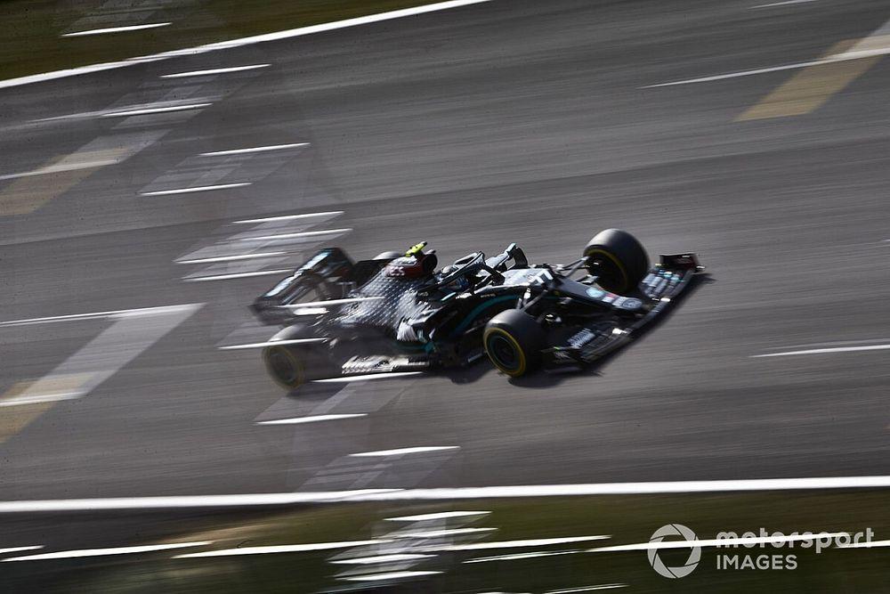 Máxima igualdad entre Mercedes y Verstapen en la FP3 de Mugello