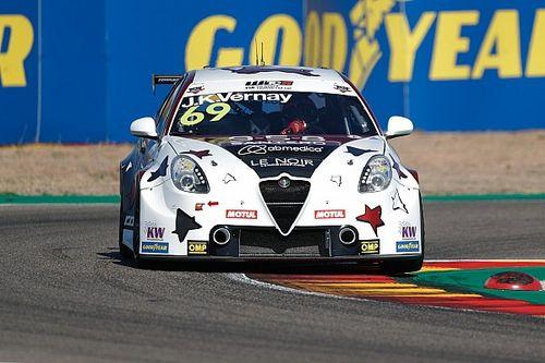 Alfa Romeo wygrywa w Aragonii
