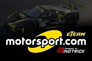 Motorsport.com dijital yarış takımı kuruldu