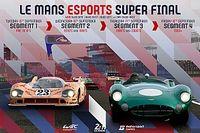 LMES Super Finale, Jour 1 : trois courses, trois vainqueurs