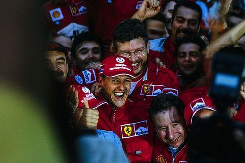 Schumacher belgeseliyle ilgili çalışmalar tamamlandı