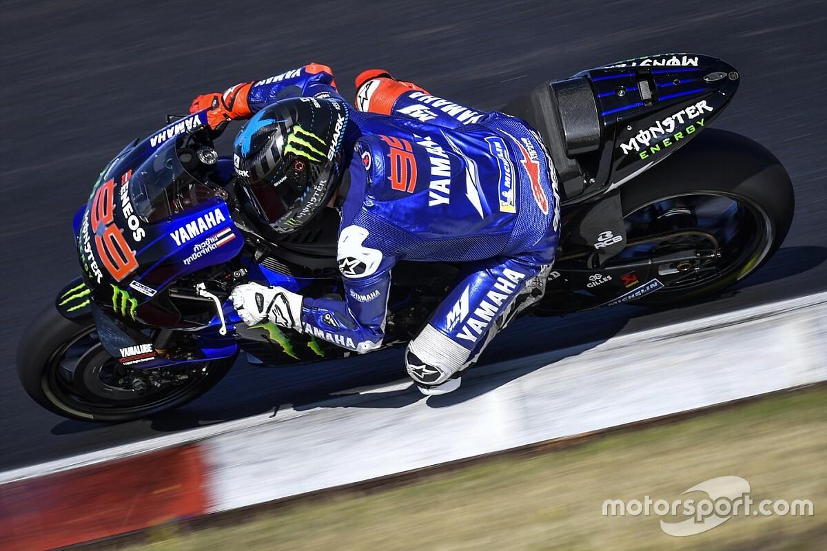 Crutchlow: talento de Lorenzo não o torna um grande piloto de testes de MotoGP