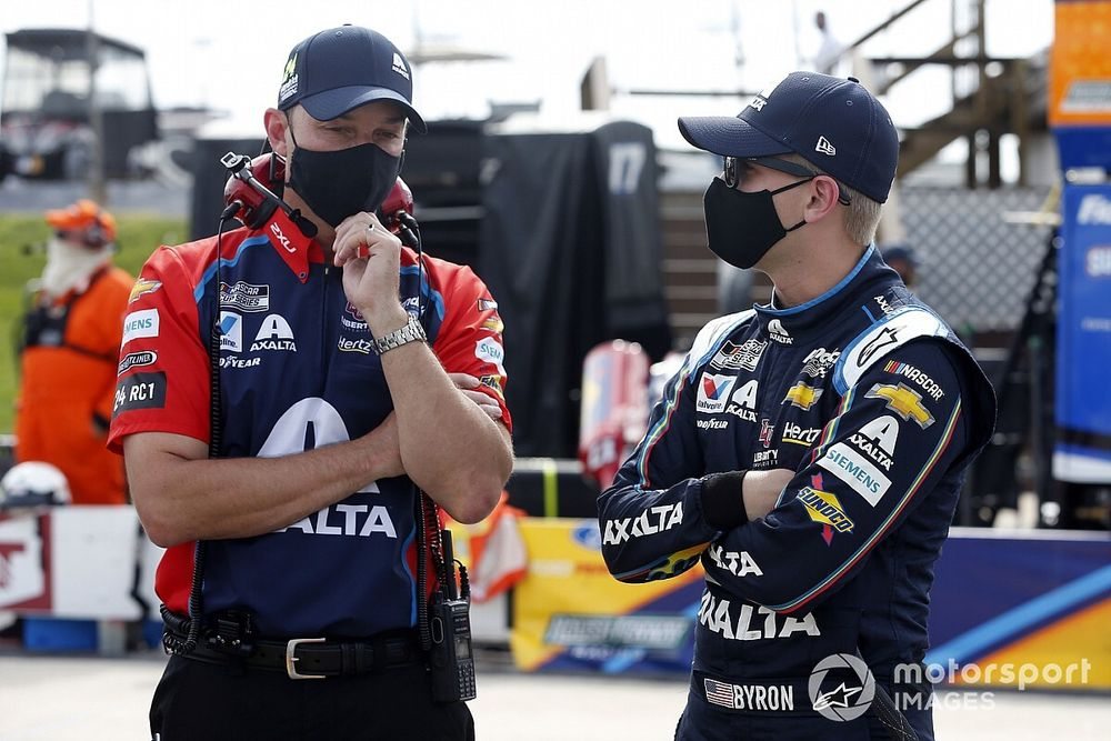 2020 NASCAR Cup Series playoff grid is set