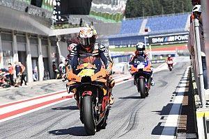 Pol Espargaró lui-même surpris par les résultats de KTM