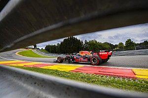 GP de Bélgica F1: Verstappen lidera la FP2 y Ferrari se hunde