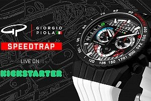 Giorgio Piola launches new SPEEDTRAP Kickstarter