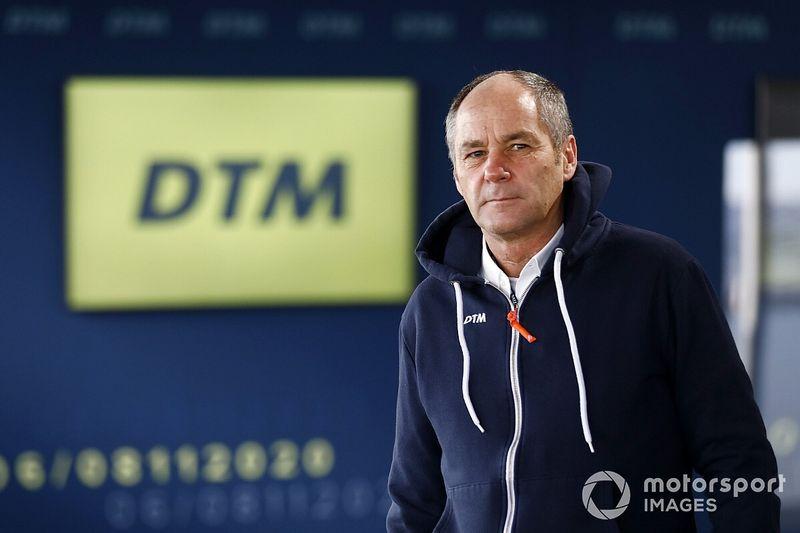 Berger : L'arrivée de top teams en DTM justifie le choix du GT3