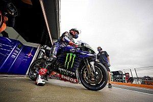 Yamaha hace debutar a Gerloff a la espera de Rossi