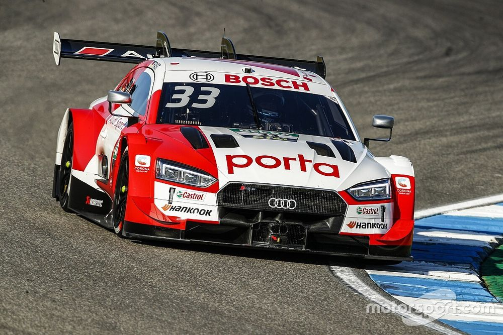 Hockenheim DTM: Rast pole pozisyonunu kazandı