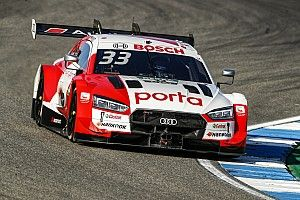 Hockenheim DTM: Rast beats title rival Muller in qualifying